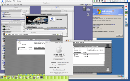 emulators for mac os x 10.4.11