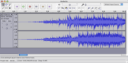Audacity for download software mobile